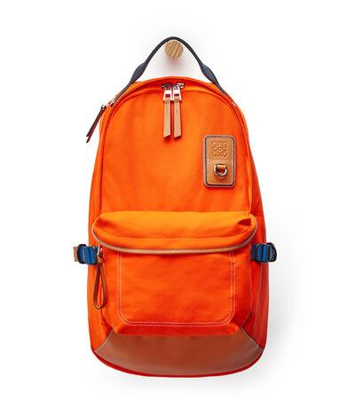 LOEWE Eye/Loewe/Nature Backpack Orange front