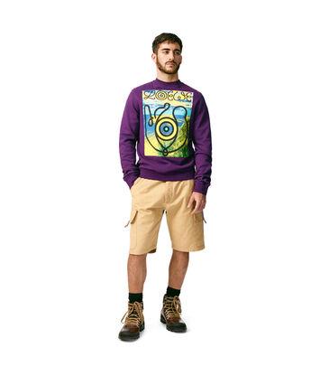 LOEWE Sweatshirt Loewe Eye Morado front