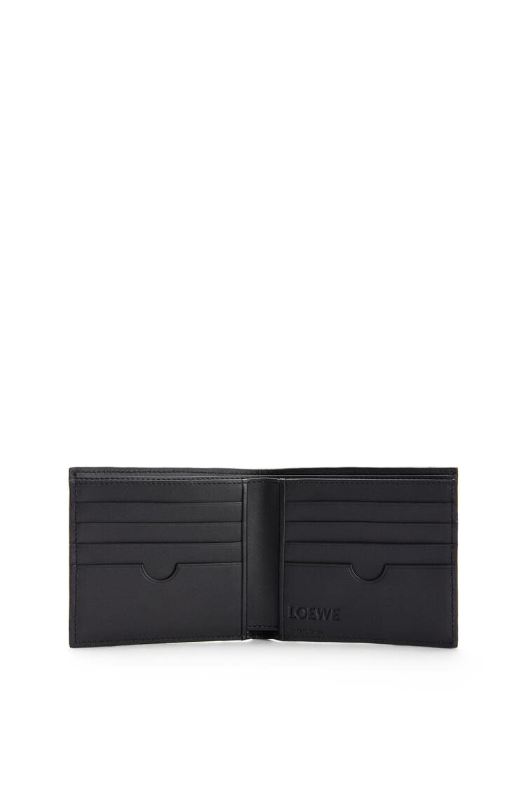 LOEWE Bifold wallet in soft grained calfskin Cognac pdp_rd