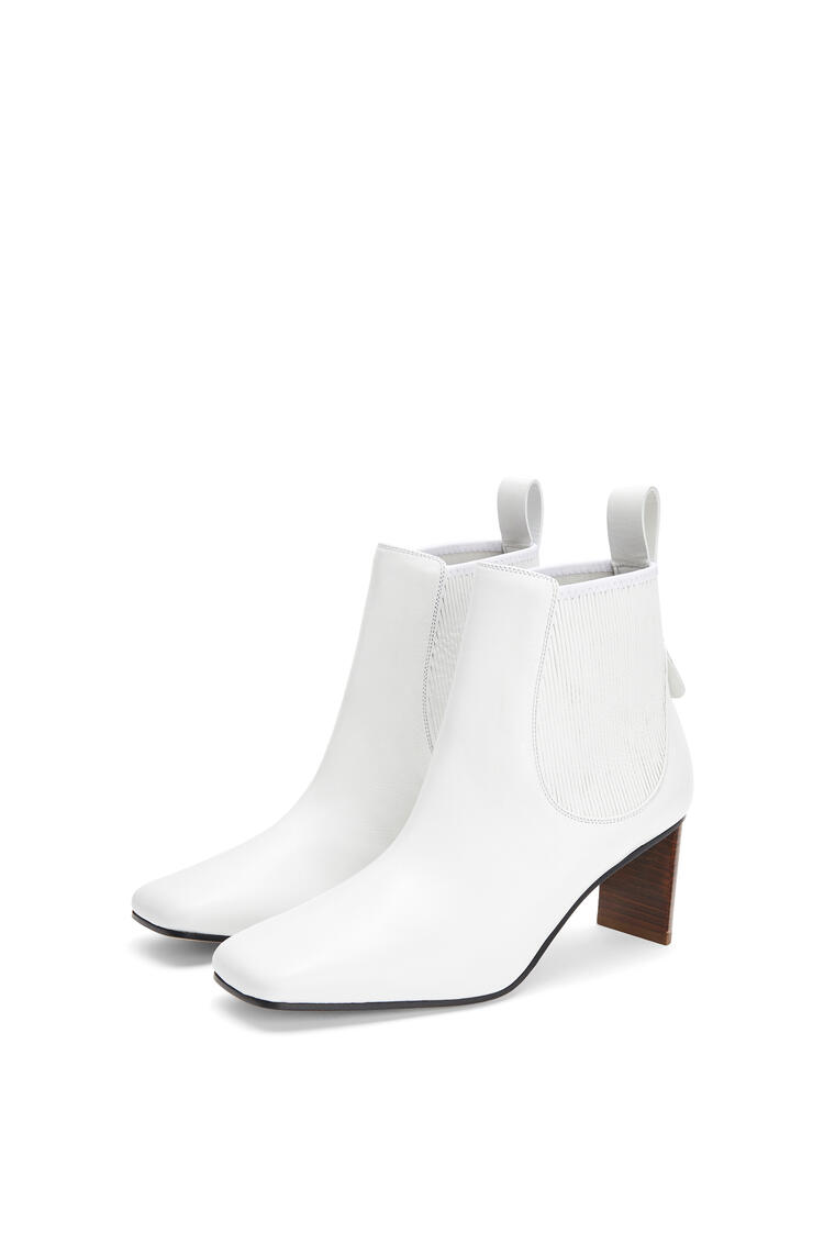 LOEWE Chelsea boot 70 in calfskin White pdp_rd