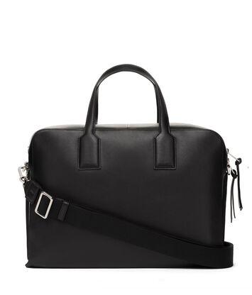 LOEWE Goya Briefcase Black front