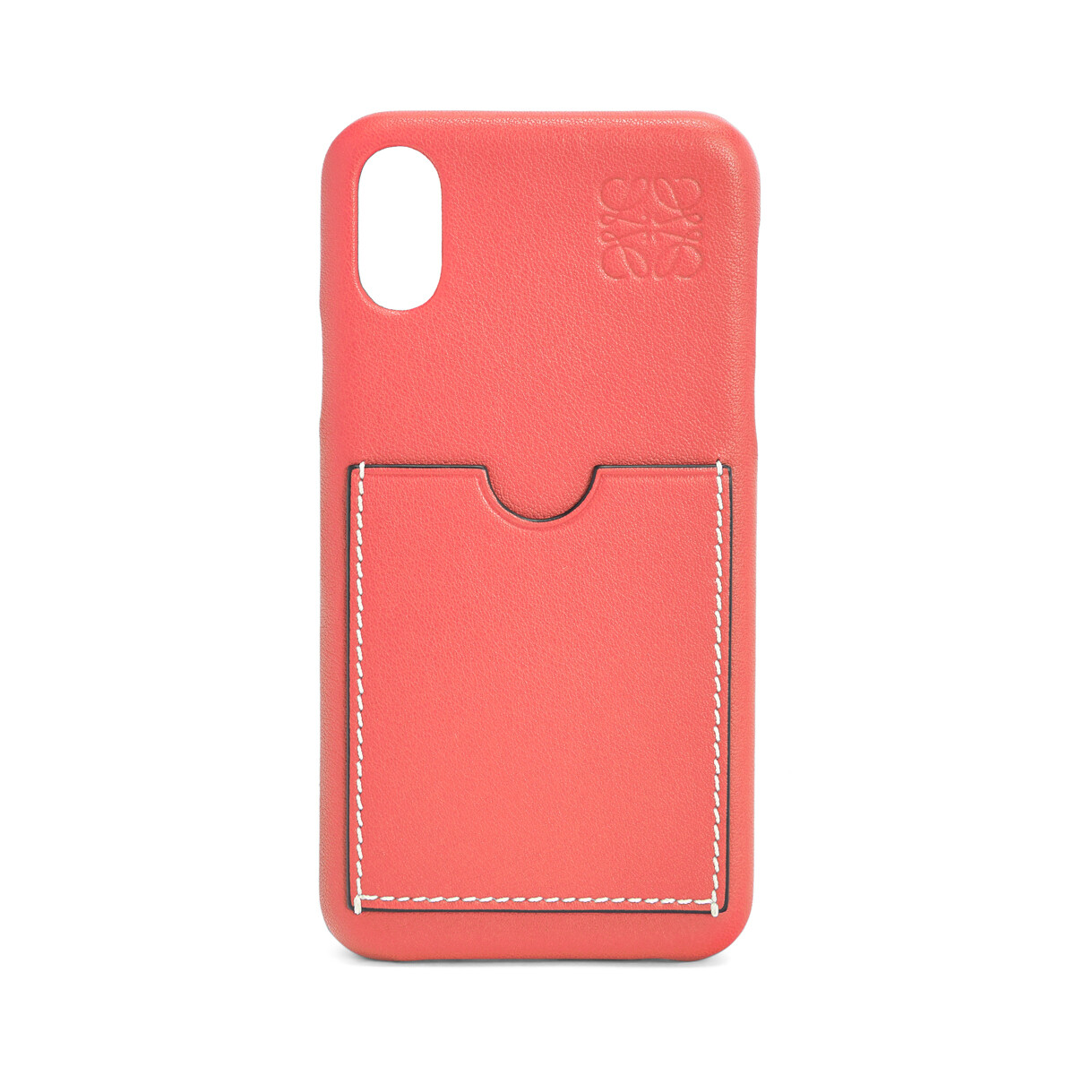 LOEWE Cover For Iphone X/Xs Poppy Pink front