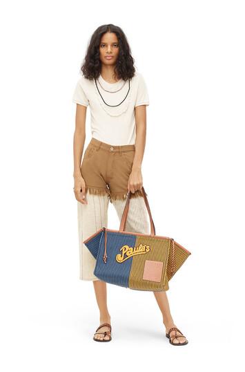 LOEWE Paula 5 Pocket Jeans Multicolor front