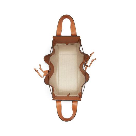 LOEWE Hammock Dw Medium Bag Tan/Natural all