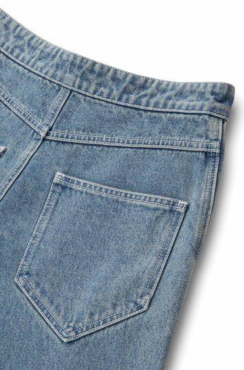 LOEWE Flare Jeans Indigo front