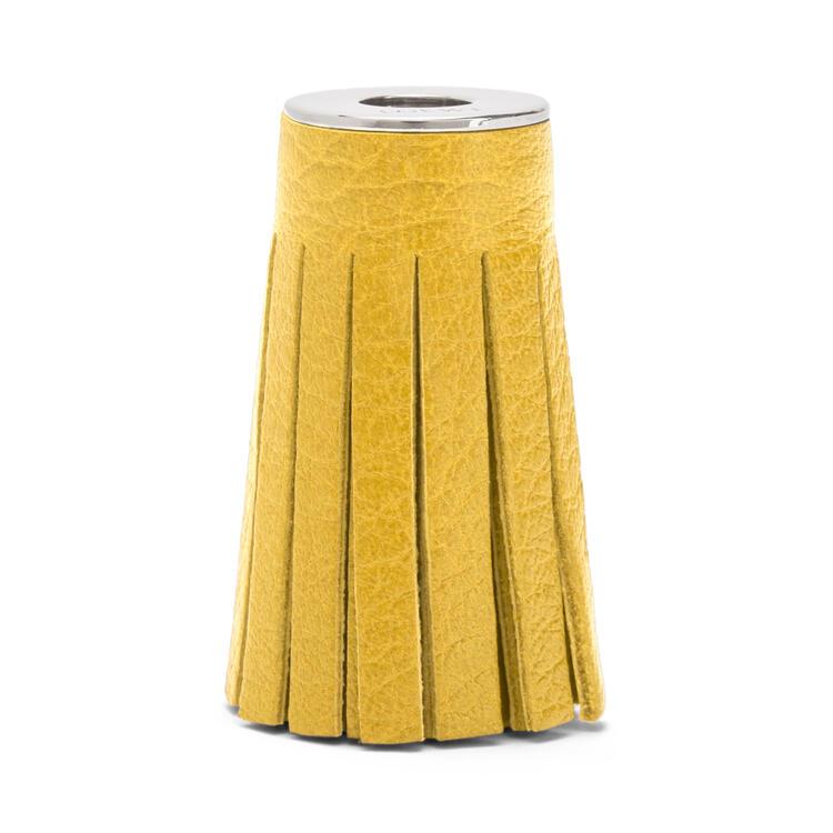 LOEWE Tassel die in calfskin Yellow pdp_rd