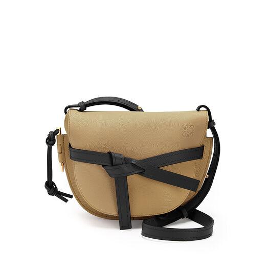 LOEWE Gate Small Bag Mocca/Black all