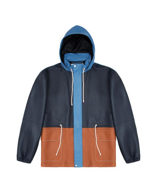 LOEWE Light Hiking Jacket Blue/Brown front