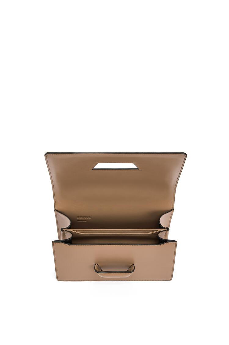 LOEWE Barcelona Bag In Box Calfskin Mink Color pdp_rd