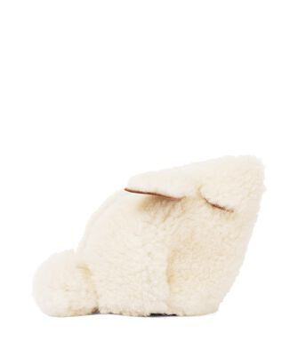 LOEWE Monedero Conejo Natural front