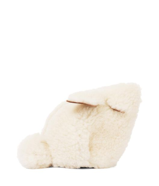 LOEWE Bunny Coin Purse Natural front