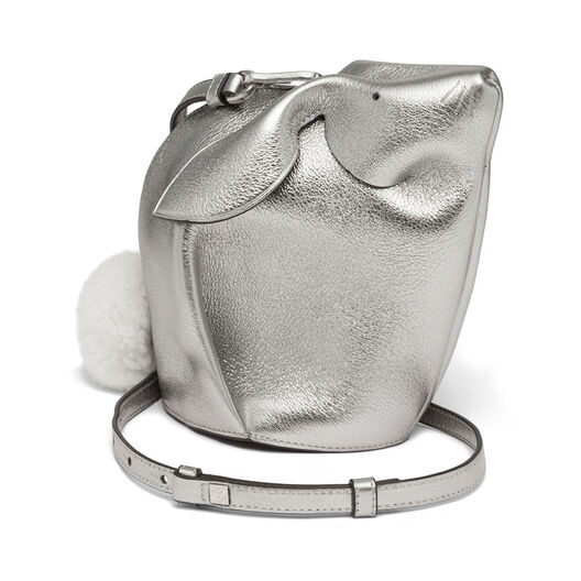 LOEWE Bunny Mini Bag 银色 all