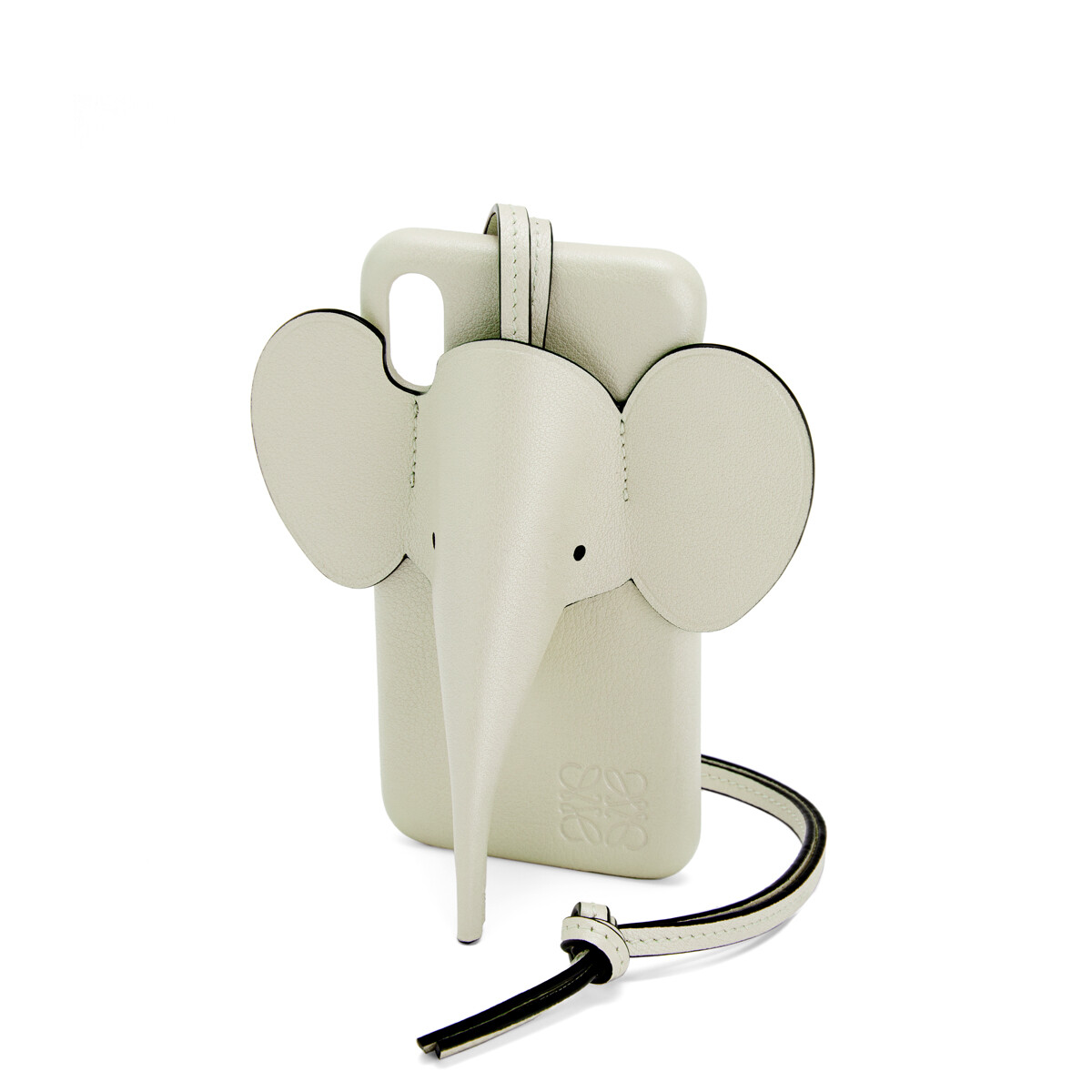 LOEWE Elephant Cover For Iphone X/Xs Sage front