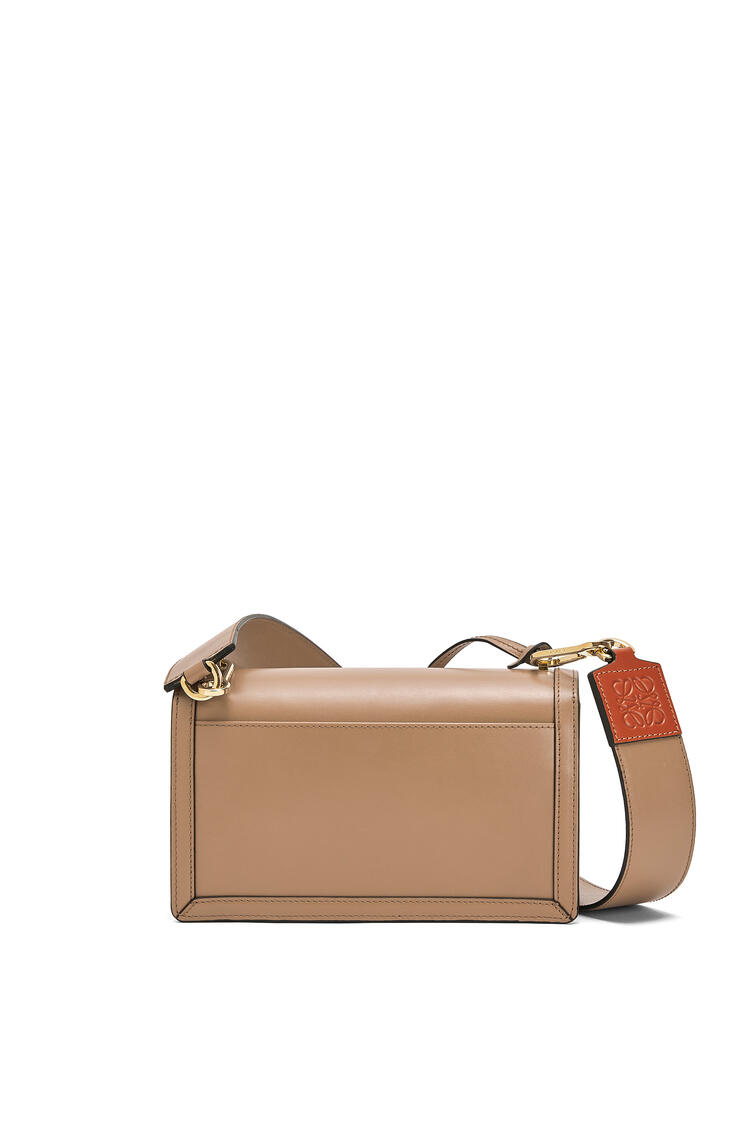LOEWE Barcelona bag in box calfskin Mink Color pdp_rd