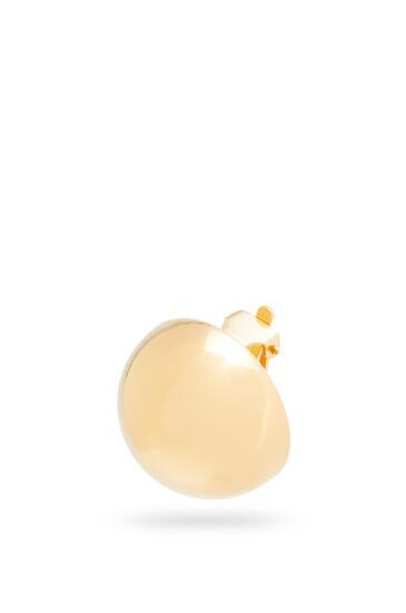 LOEWE Globe Earrings Gold pdp_rd