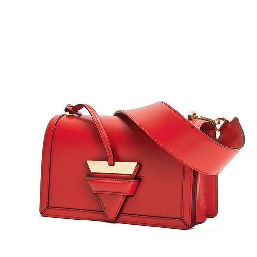 LOEWE Bolso Barcelona Rojo Escarlata front
