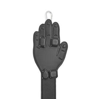 LOEWE Hands Strap 黑色 front