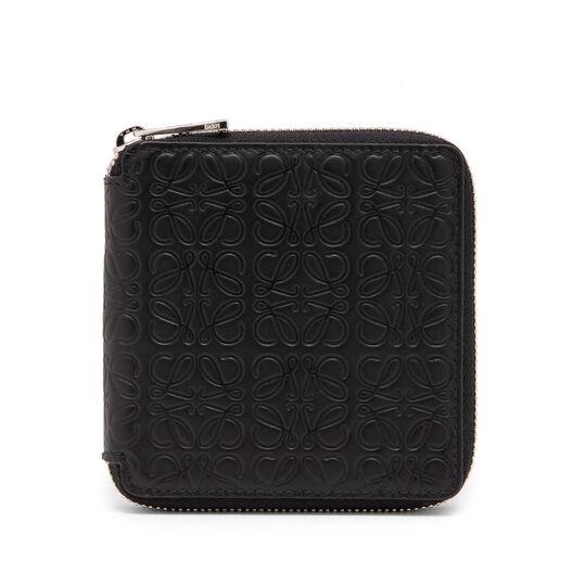 Square Zip Wallet