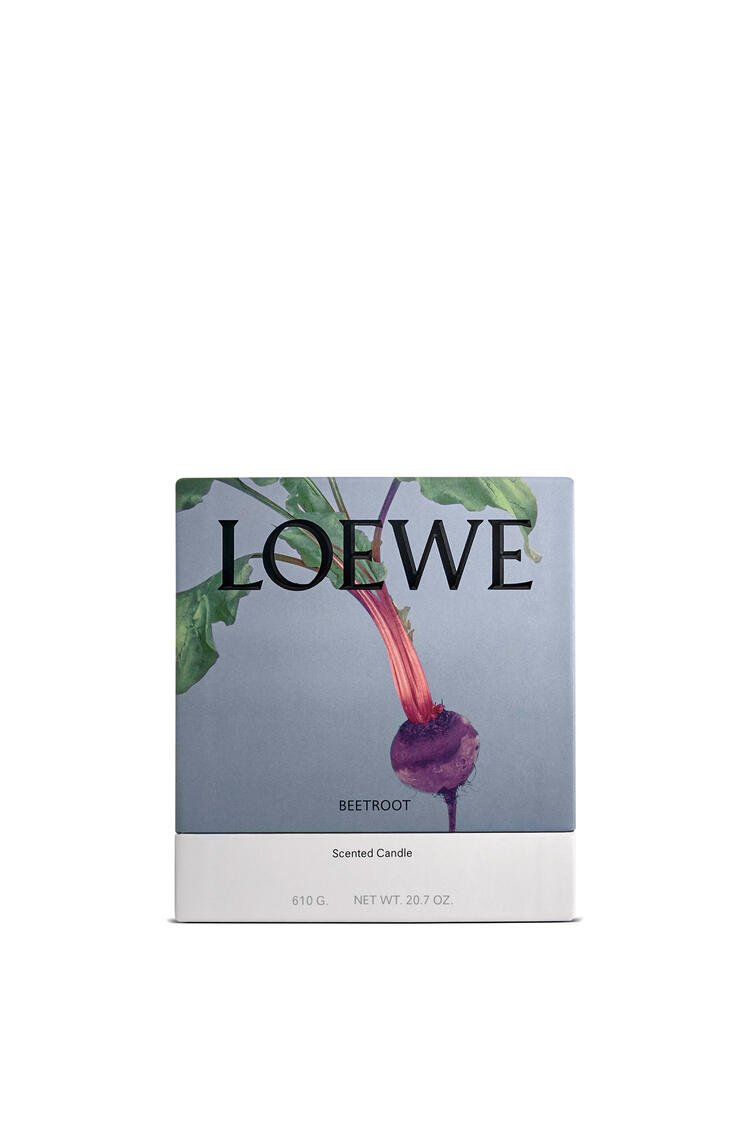 LOEWE Medium Beetroot candle Magenta pdp_rd