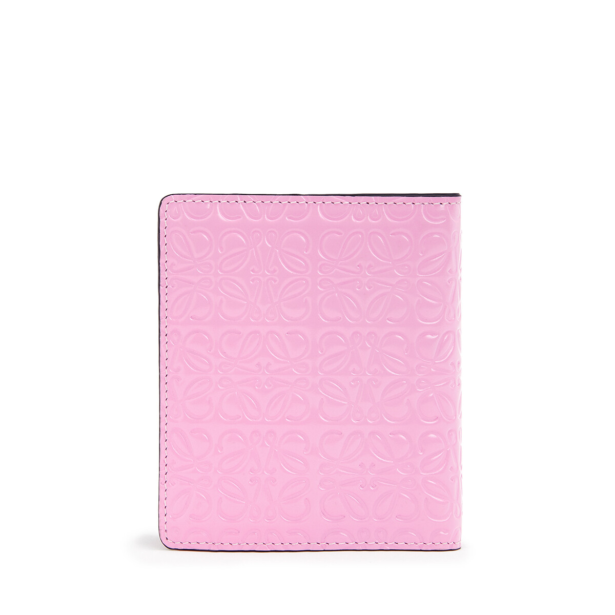 LOEWE Cartera Compact Zip Candy front