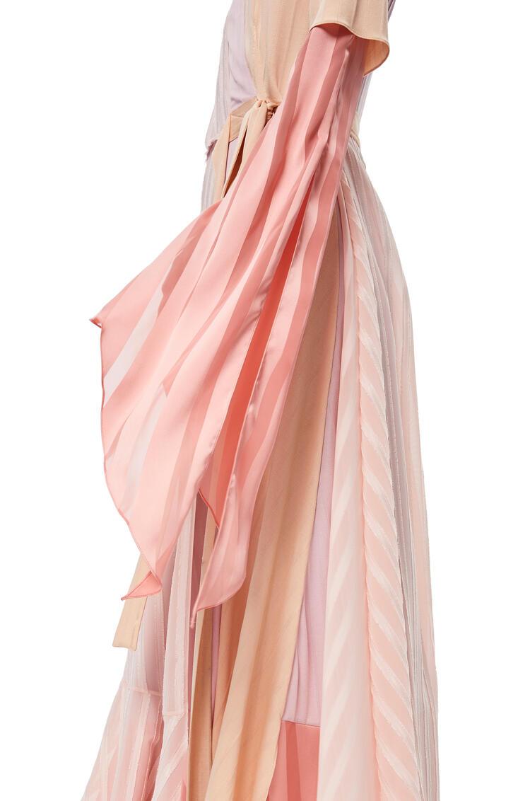 LOEWE ラップ ドレス(ポリエステル) ライトピンク/ブラッシュ pdp_rd