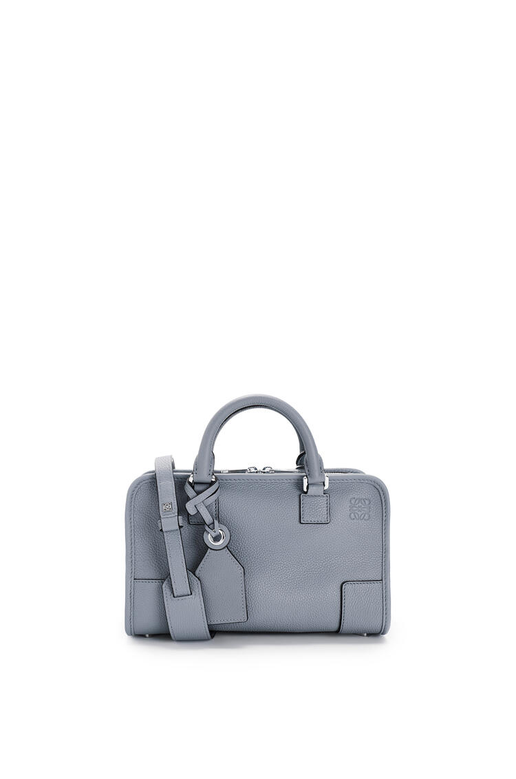 LOEWE Amazona 23 bag in soft grained calfskin Storm Blue pdp_rd