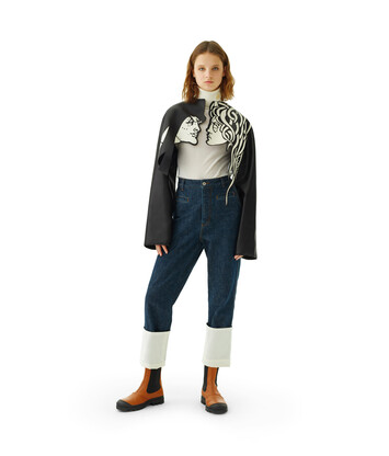 LOEWE Salome Jacket Negro front