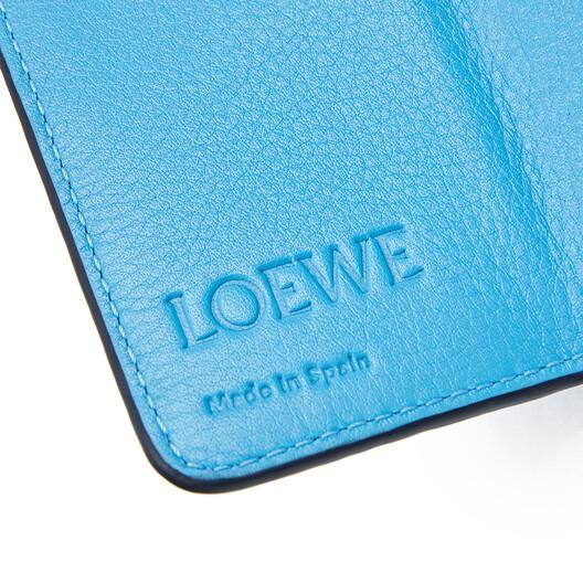 LOEWE Repeat 6 Keys Keyring Sky Blue front