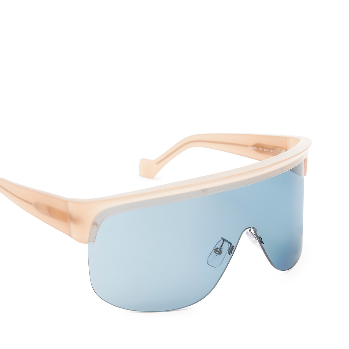 LOEWE Gafas Show Rosa front