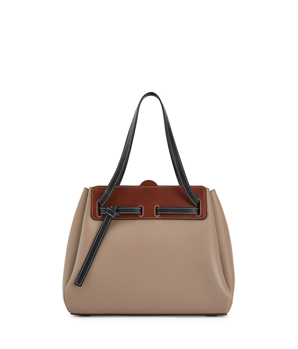 LOEWE Lazo Shopper Light Grey front