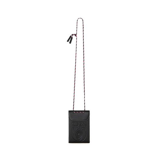 LOEWE Eye/Loewe/Nature Neck Pocket Black front
