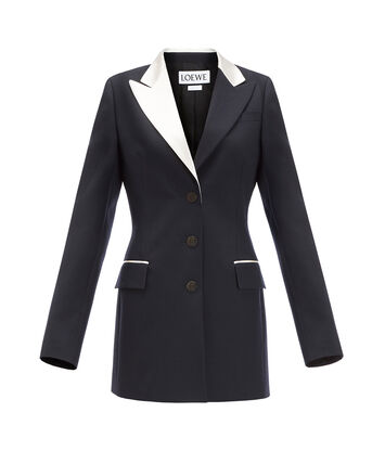 LOEWE Jacket Marino front