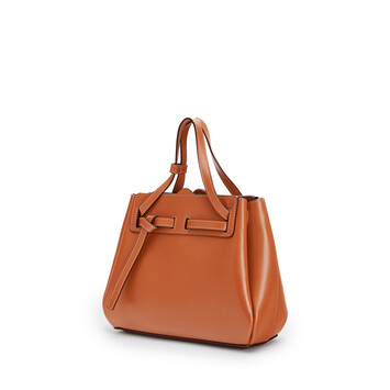 LOEWE Lazo Mini Bag Tan front