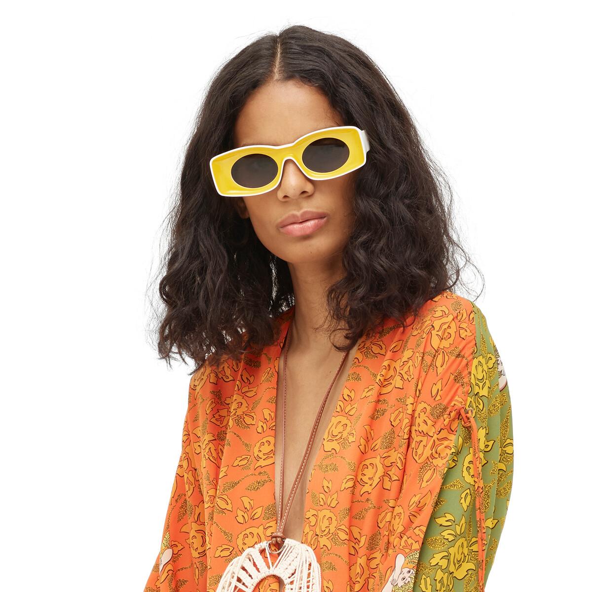 LOEWE Paula´S Original Sunglasses Red/White front