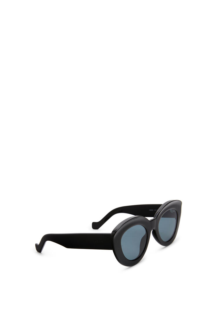 LOEWE Butterfly Sunglasses Black pdp_rd