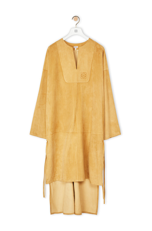 LOEWE Long Tunic Gold front