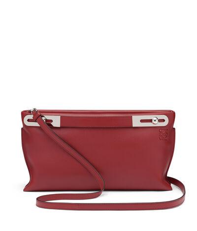 LOEWE Missy Bag Brick Red front