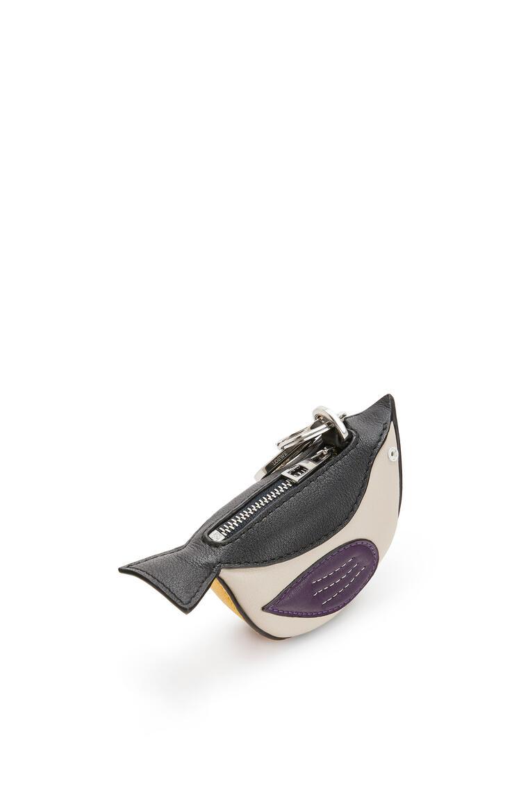 LOEWE バード チャーム(カーフスキン) Violet/Multicolor pdp_rd