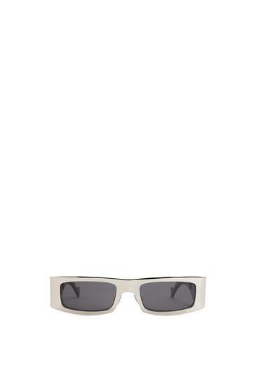 LOEWE Future Western Sunglasses Silver pdp_rd