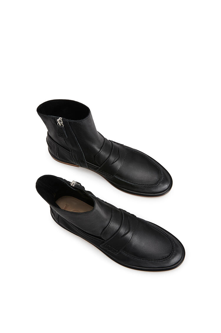 LOEWE Loafer Boot 黑色 pdp_rd