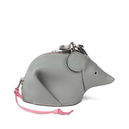 LOEWE Charm Raton Gris/Candy front