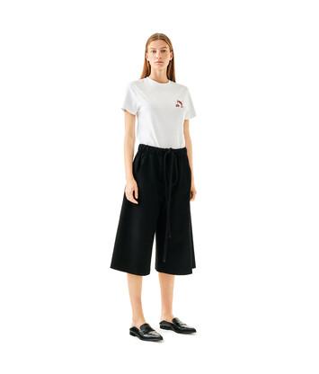 LOEWE Bermuda Shorts Negro front