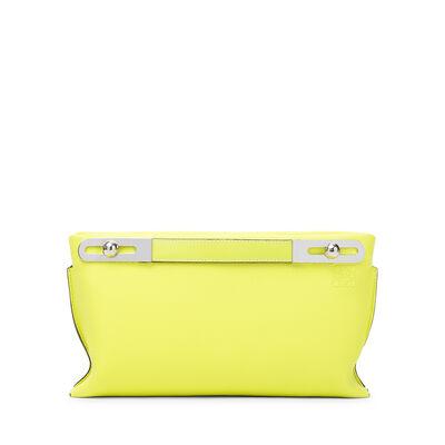 LOEWE Missy Small Bag Yellow Lemon front