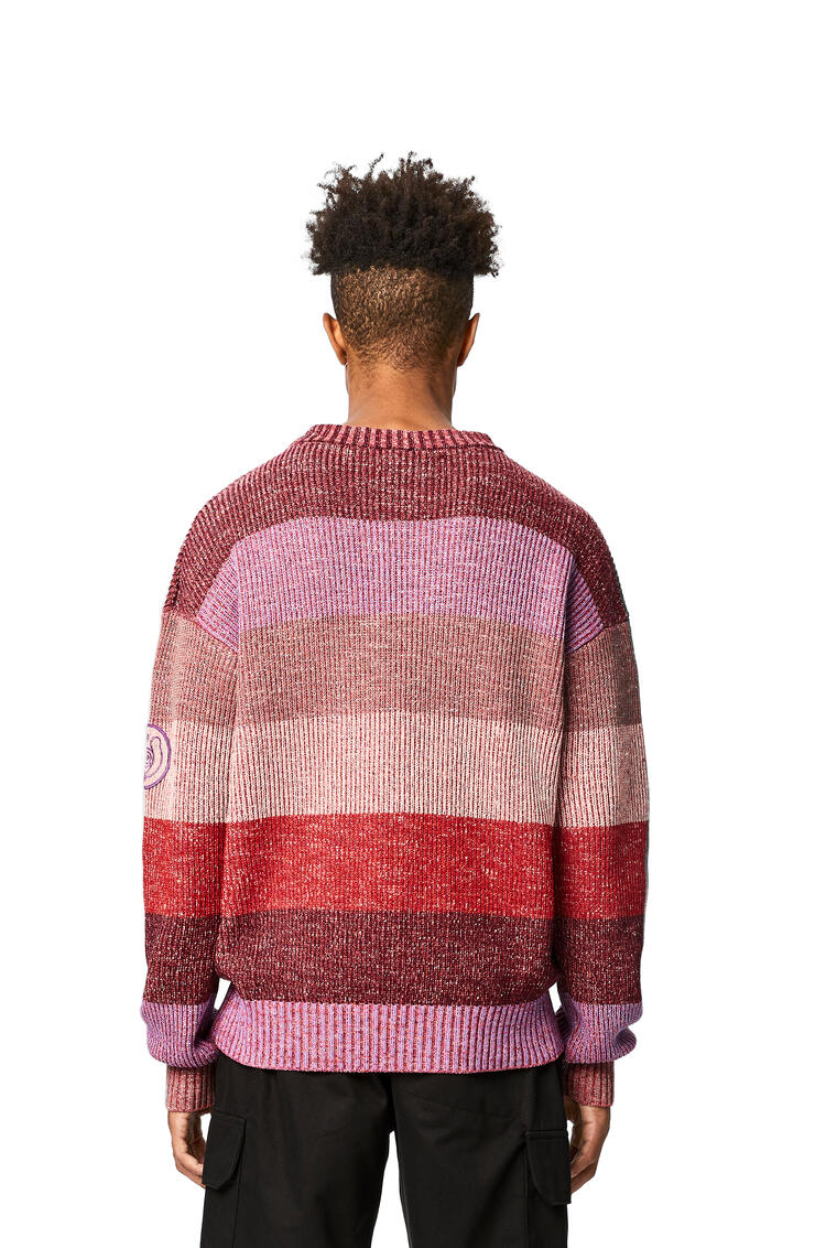 LOEWE Sweater In Cotton Multicolor pdp_rd