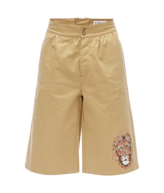 Shorts Lion