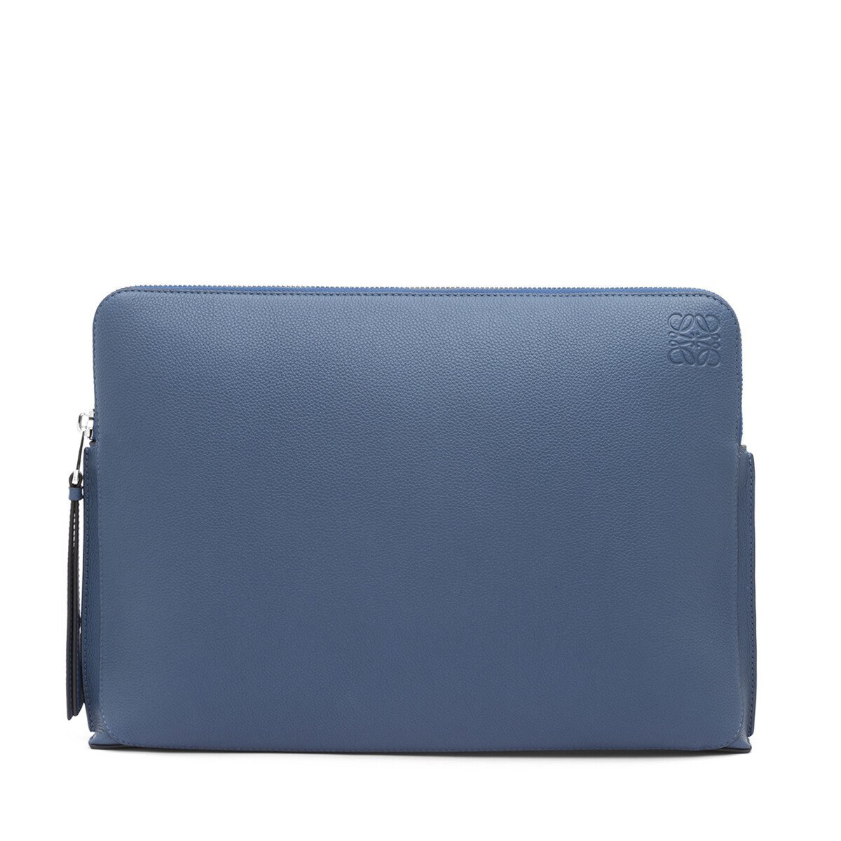 LOEWE Goya Portfolio 靛蓝色 front