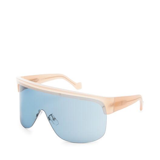 LOEWE Show Sunglasses ピンク front