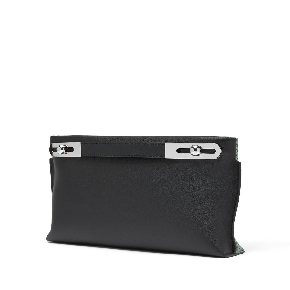 LOEWE Missy Repeat Small Bag Vetiver/Black all