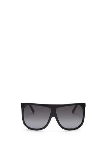 LOEWE Filipa Sunglasses in acetate Shiny Black pdp_rd