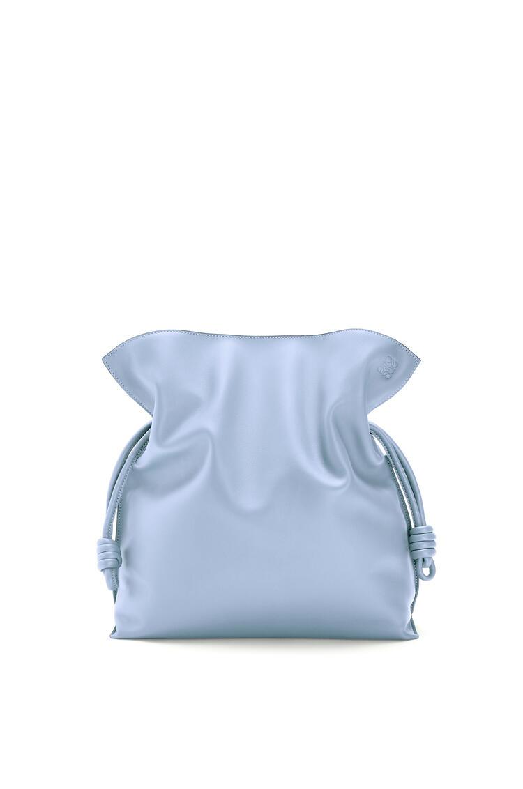 LOEWE フラメンコ ラージ (ナパカーフ) Blue Lilac pdp_rd